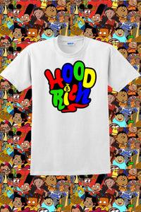 Original Hood Rich Tee - White