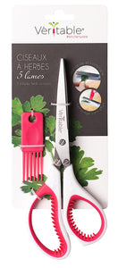 Véritable® 5 Blade Scissors with Comb
