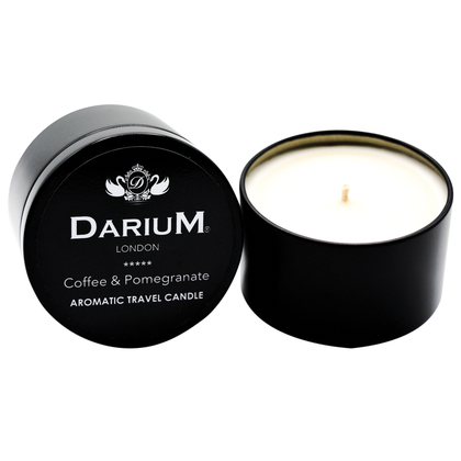 Aromatic Travel Candles