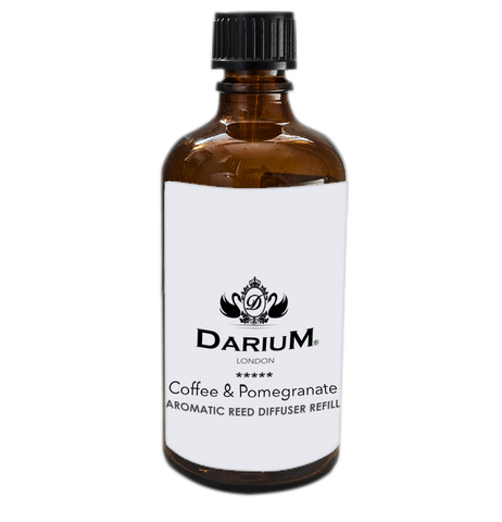 Coffee & Pomegranate - Reed Diffuser Refill