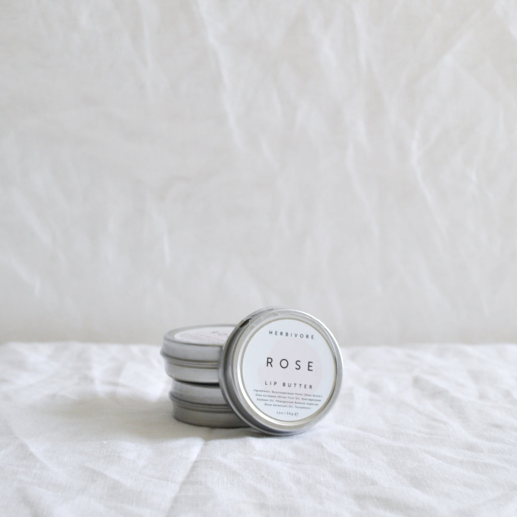 ROSE LIP BUTTER