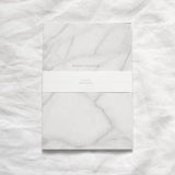 WHITE MARBLE PLANNER