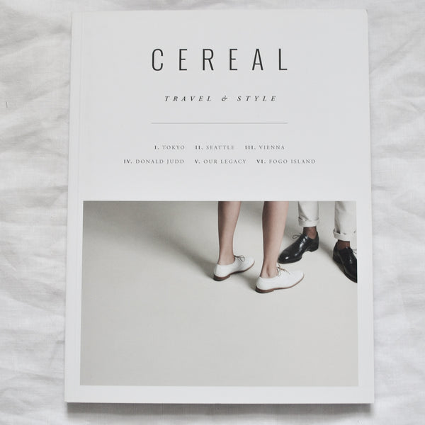 CEREAL MAGAZINE VOLUME 11