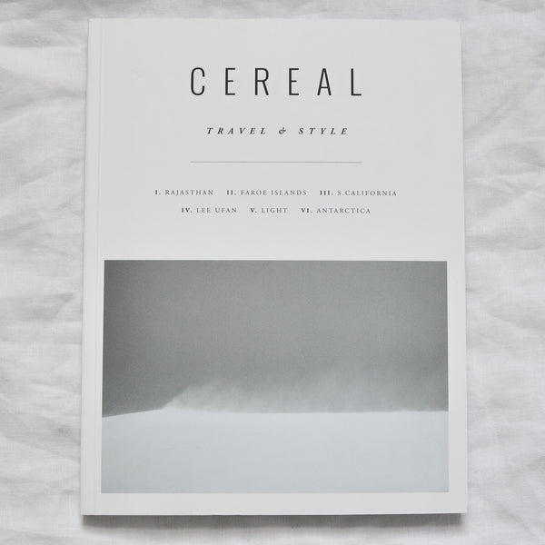 CEREAL MAGAZINE VOLUME 12