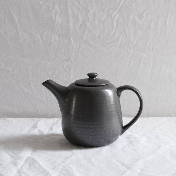 ESRUM NIGHT STONEWARE TEAPOT