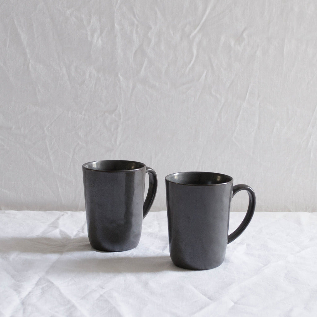 ESRUM NIGHT STONEWARE MUG