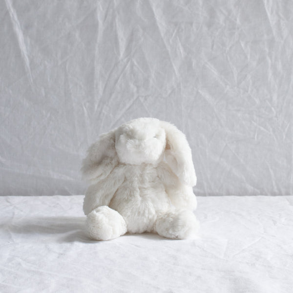 SUPERSOFT RILEY RABBIT WHITE