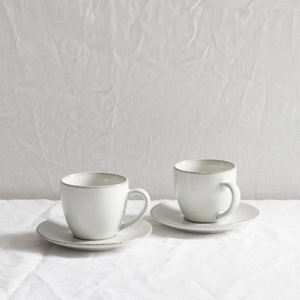 NORDIC SAND CUP & SAUCER
