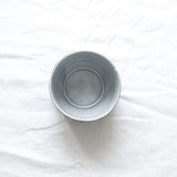 SLATE GREY CERAMIC MATTE & GLAZE PLANT POT MEDIUM