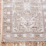 NEUTRAL COTTON OVERDYED RUG