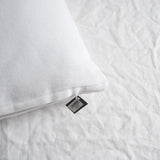 WHITE COTTON CUSHION