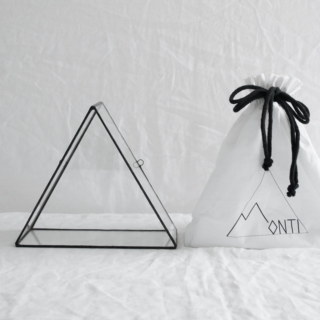 EUCLID TRIANGLE WALL DISPLAY LARGE