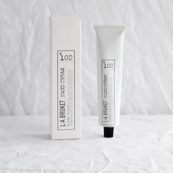 BERGAMOT & PATCHOULI HAND CREAM 70ML