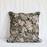VINTAGE PAIR OF 'CHARLESTON' CUSHION COVERS