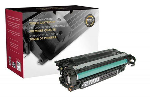 Clover Technologies Group, LLC Clover Imaging Remanufactured High Yield Black Toner Cartridge for HP CE400X (HP 507X)