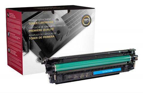 Clover Technologies Group, LLC Clover Imaging Remanufactured High Yield Cyan Toner Cartridge for HP CF361X (HP 508X)