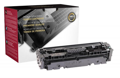 Clover Technologies Group, LLC Clover Imaging Remanufactured High Yield Black Toner Cartridge for HP CF410X (HP 410X)
