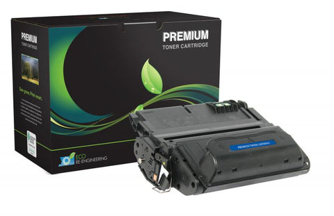 MSE MSE Remanufactured Toner Cartridge for HP Q1338A (HP 38A)