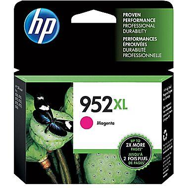 HP 952XL (L0S64AN) High Yield Magenta Original Ink Cartridge (1600 Yield)