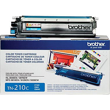 Brother Cyan Toner Cartridge (1400 Yield)
