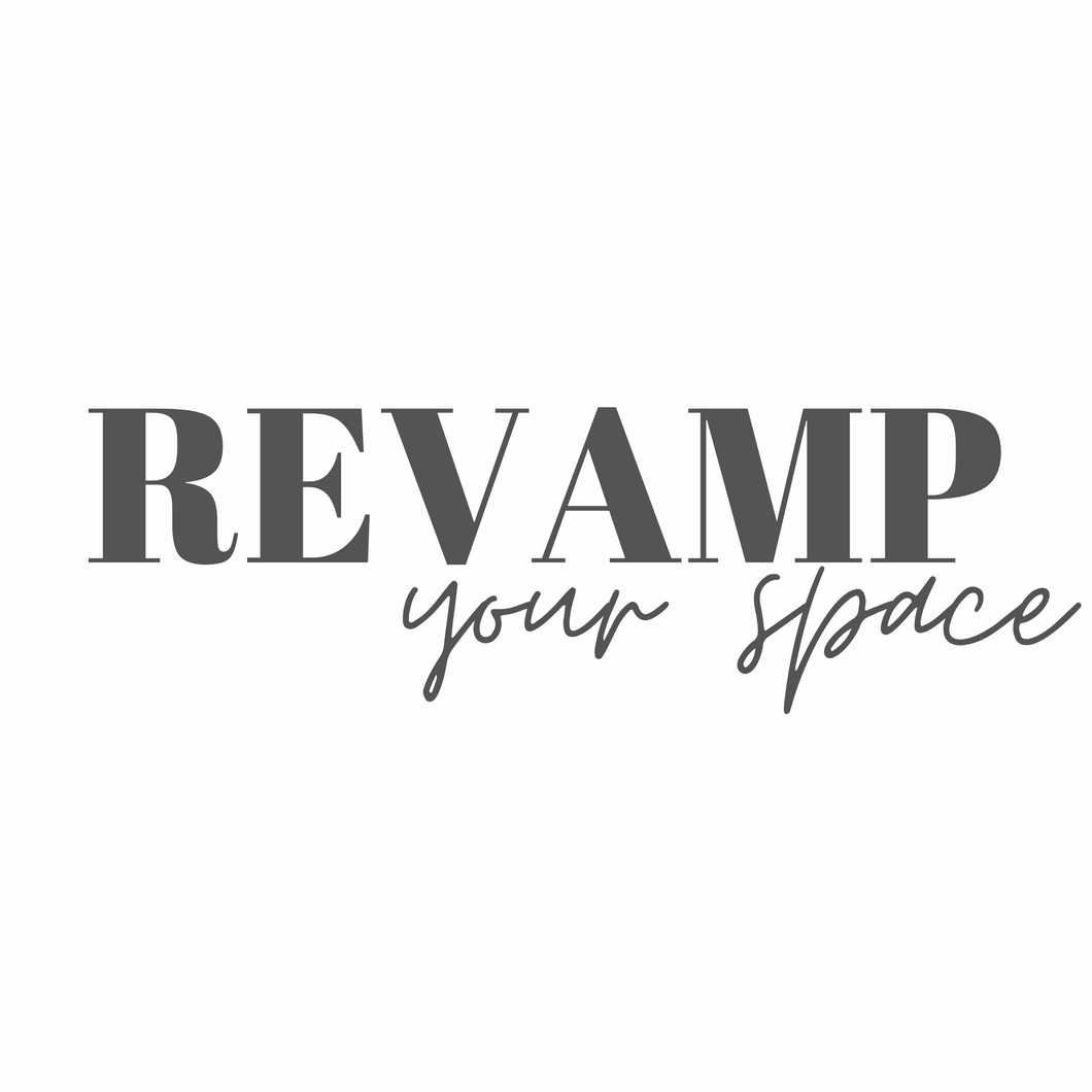 REVAMP YOUR SPACE
