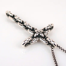 Load image into Gallery viewer, Chain Cross Necklace Pre-Order