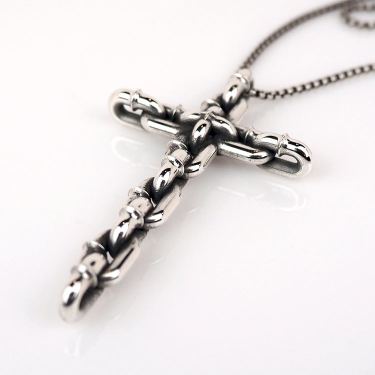 Chain Cross Necklace Pre-Order