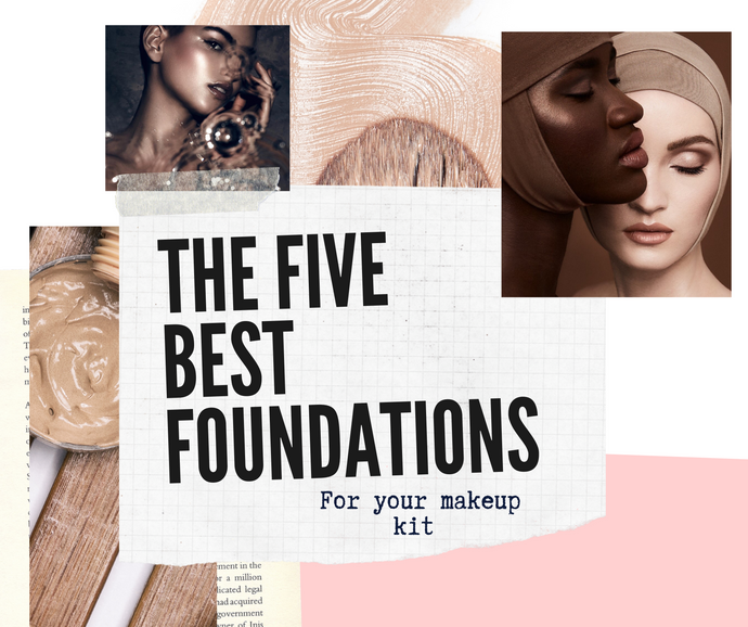 The 5 Best Kit Foundation