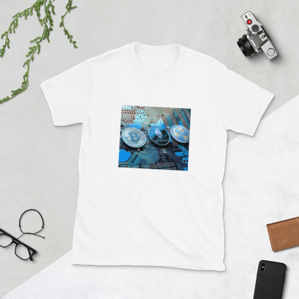 AltCoin Short-Sleeve Unisex T-Shirt