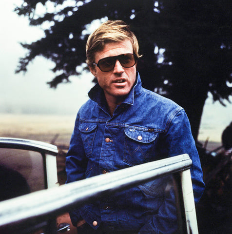 robert redford: Clark & James gentleman of the day january 10th 2016