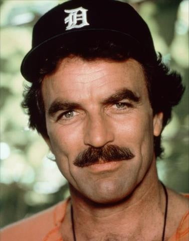 tom selleck gentleman of the day january 14th