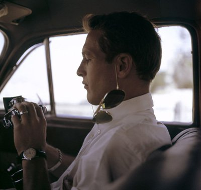 paul newman gentleman of the day
