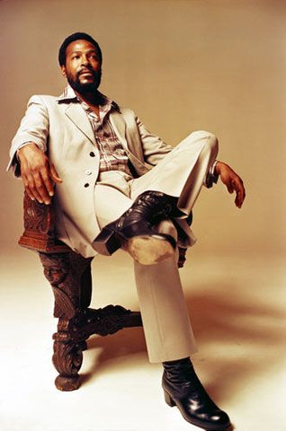 marvin gaye gentleman of the day