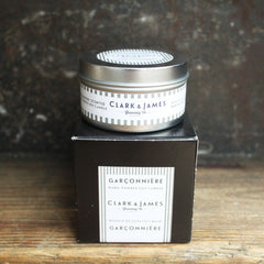 soy candle // bougie cire de soya