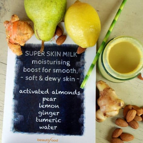 Turmeric & Almond Milk Drink
