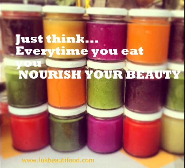 mmm motivation | nourish your beauty