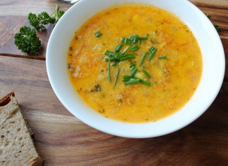 quick soup recipe clean food luk beautifood