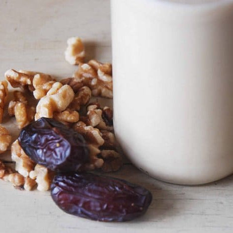 walnut milk clean food luk beautifood