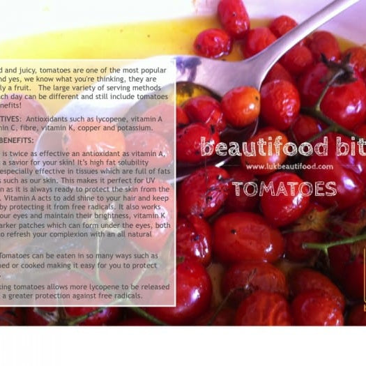 beauty benefits of tomatoes beauty food tomatoes luk beautifood