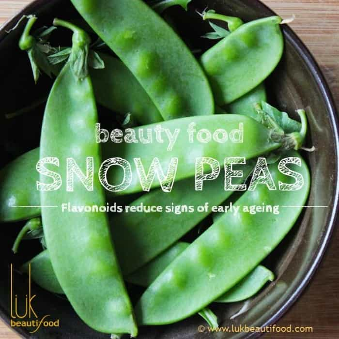 Beauty Benefits of Snow peas luk beautifood beauty food snow peas snowpeas