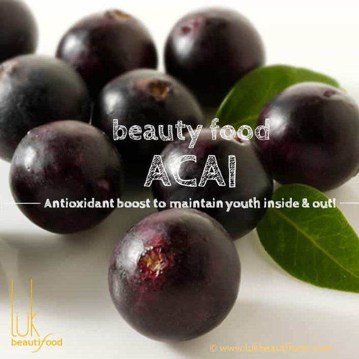 Beauty Benefits of acai beauty food acai luk beautifood