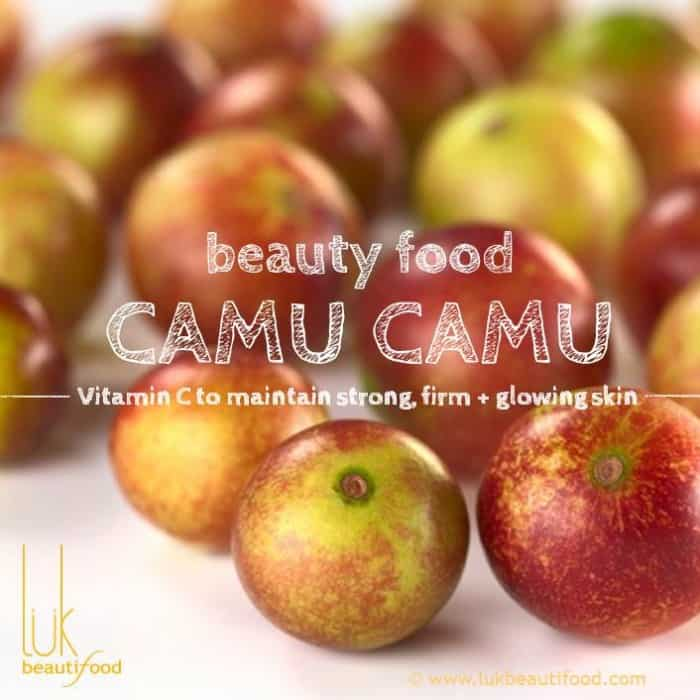 Beauty Benefits of camu camu beauty food camu camu luk beautifood