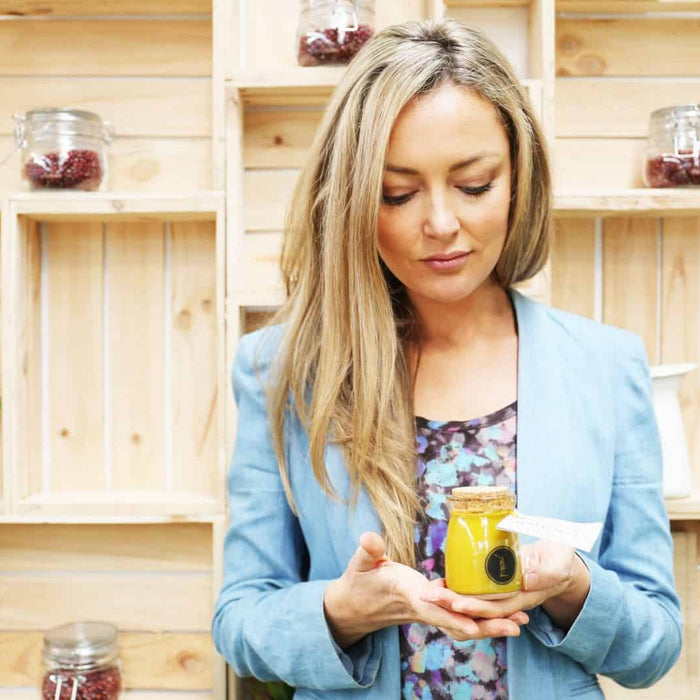 Leah Hunt of Pressed Juices