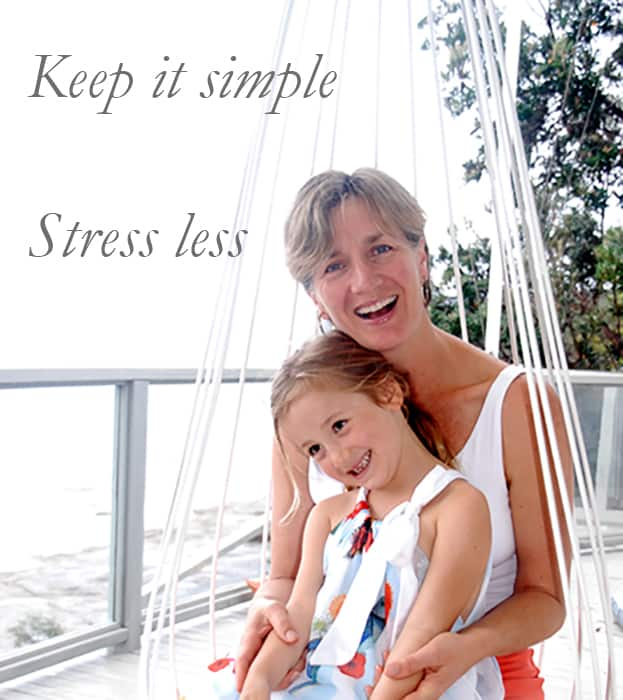 Simple Ways to Stress Less