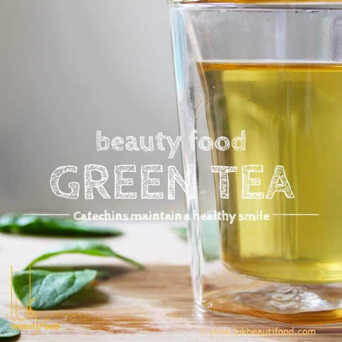 Beauty Benefits of green tea beauty food green tea luk beautifood