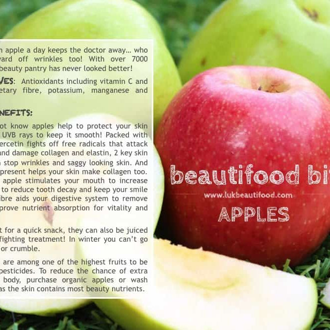 beauty benefits of apples beauty food apples luk beautifood