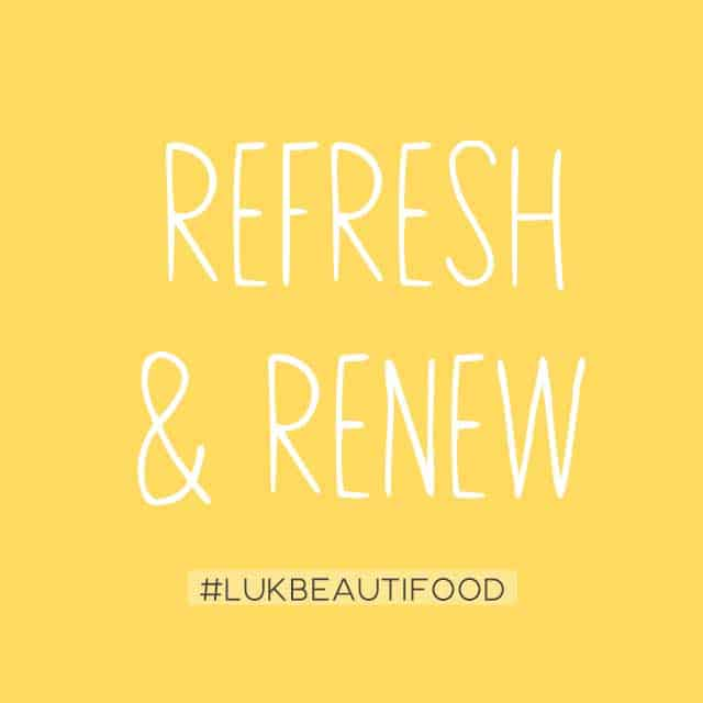 Monday Motivation - Time to Refresh