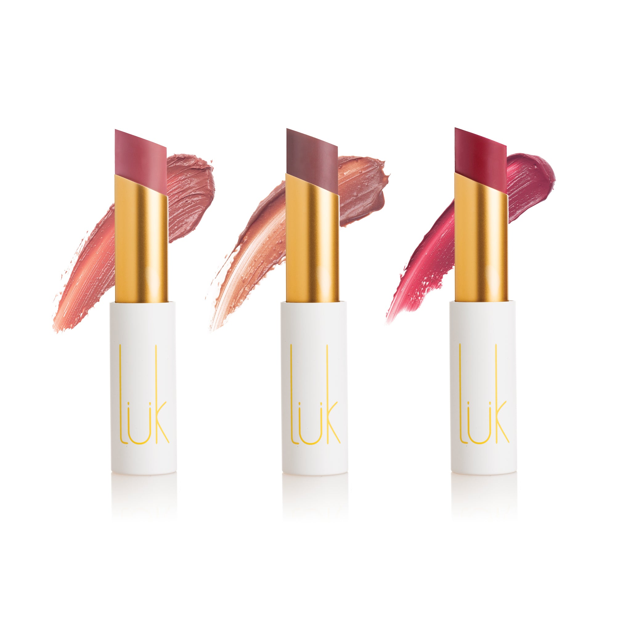 Best in Luk Lips: Lip Nourish™ Trio