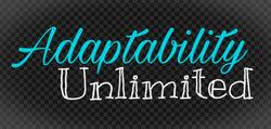 Adaptability Unlimited Tshirts featuring designs by a 12 year old nonverbal with Autism and Epilepsy.  He is raising money to obtain a trained service dog.