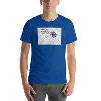 Stand Out Short-Sleeve Unisex T-Shirt